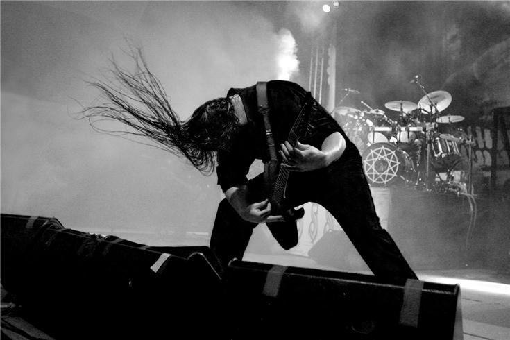 Slipknot, Mick Thomas