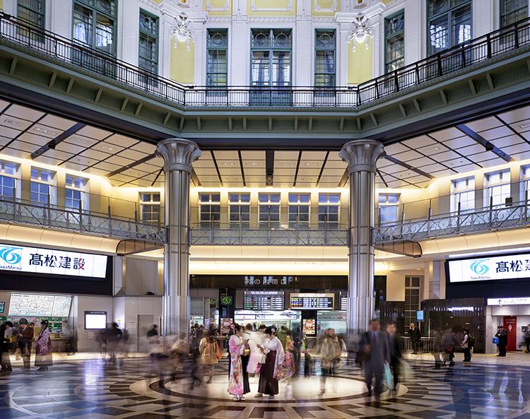 Pillsbury_TV14593_Tokyo Train Station