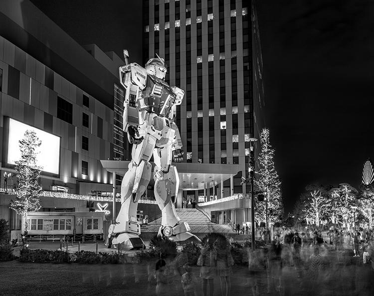 Pillsbury_TV14622_Gundam, Tokyo