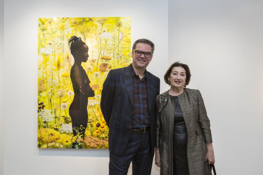 Ruud van Empel, Nicole Fischelis