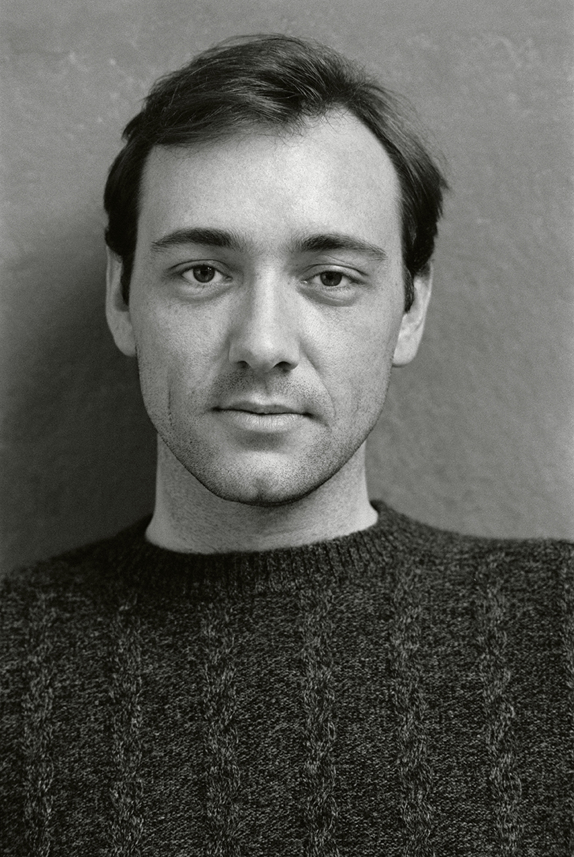 Kevin Spacey 7-24-86