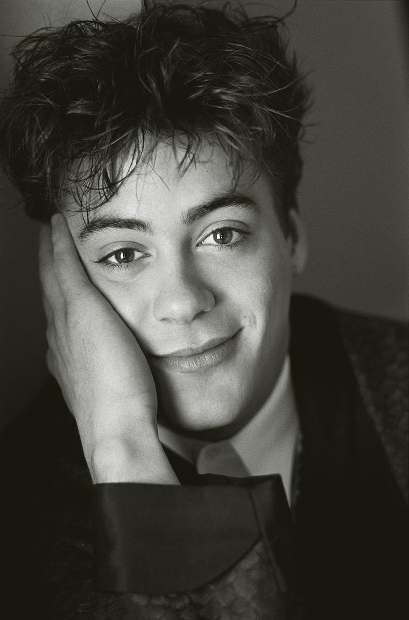 Robert Downey Jr  3-19-85