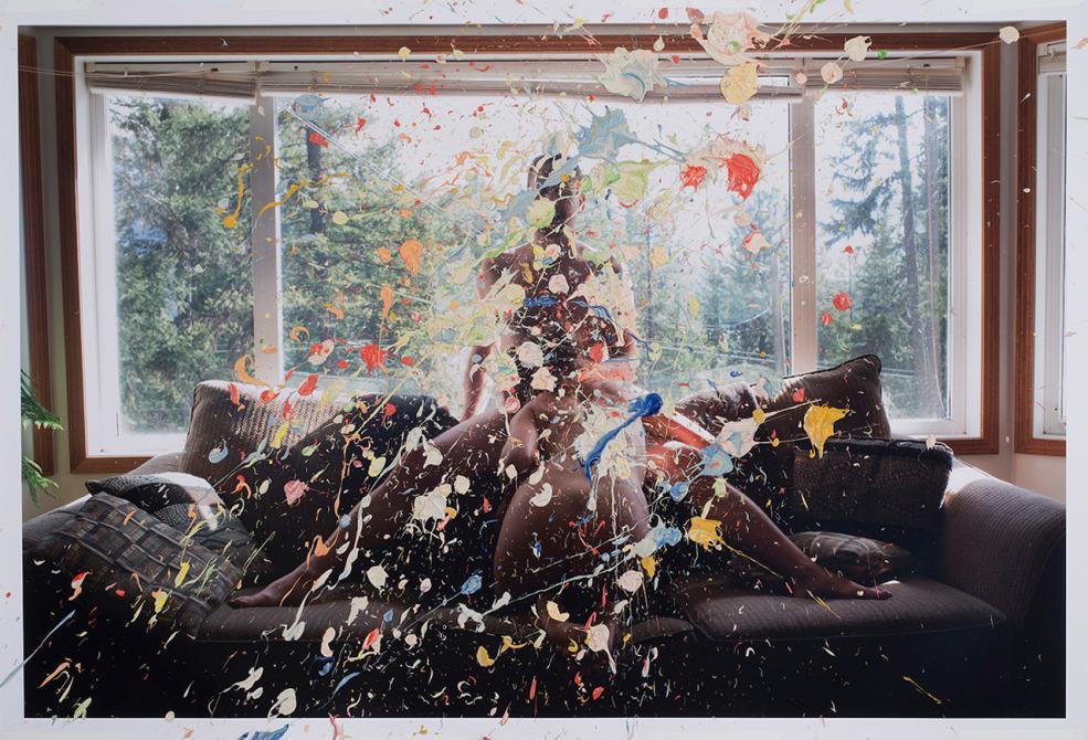 splatter Paint, 2013
