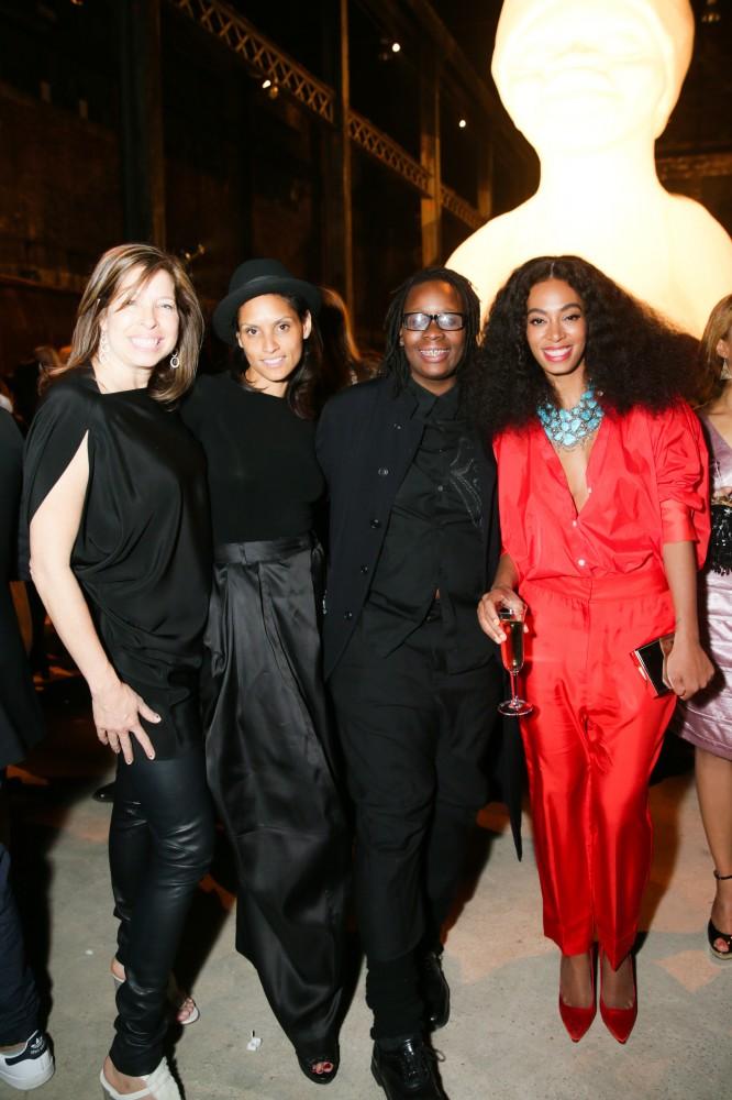 2014 CREATIVE TIME Spring Gala Honoring Kara Walker