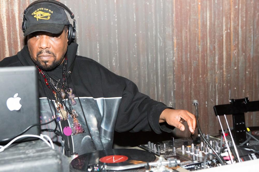 _ DJ Afrika Bambaataa