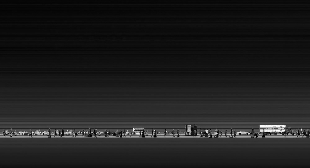 Magyar_ Urban Flow_ 1364_ New York, 2009