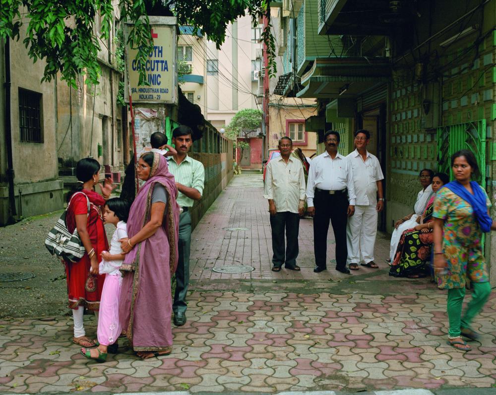 Patrick_Faigenbaum_Dover Lane, Ballygunge, Kolkata sud, octobre 2014