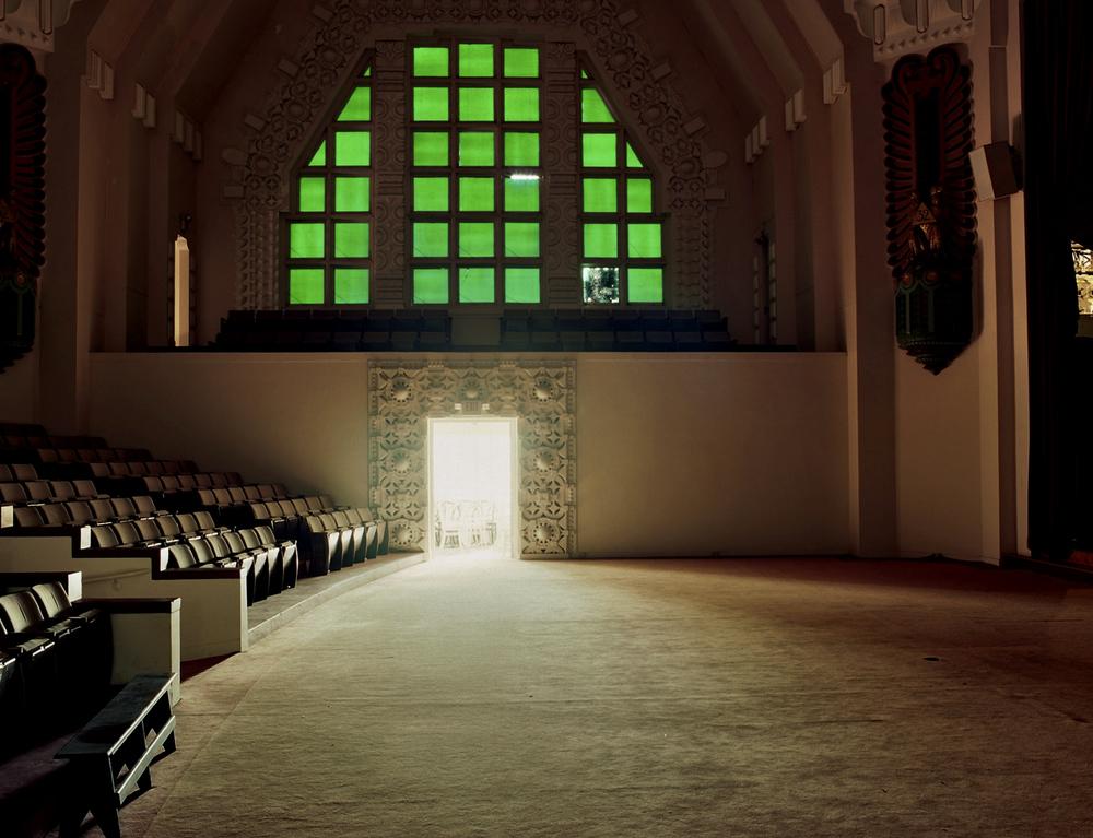 Image above: ©Katherine Newbegin, Scottish Rite Temple (Miami FL), 2014 Ed. 1/5 C Print