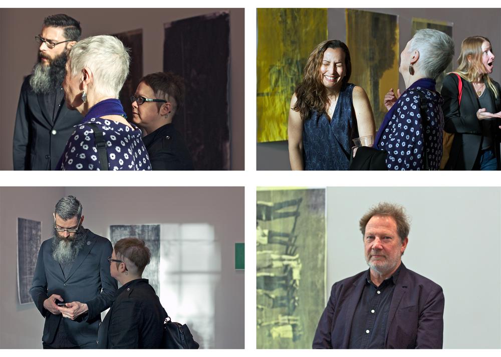 Images above: ©Monika Piatkiewicz, Opening night, Bottom right: Artist
