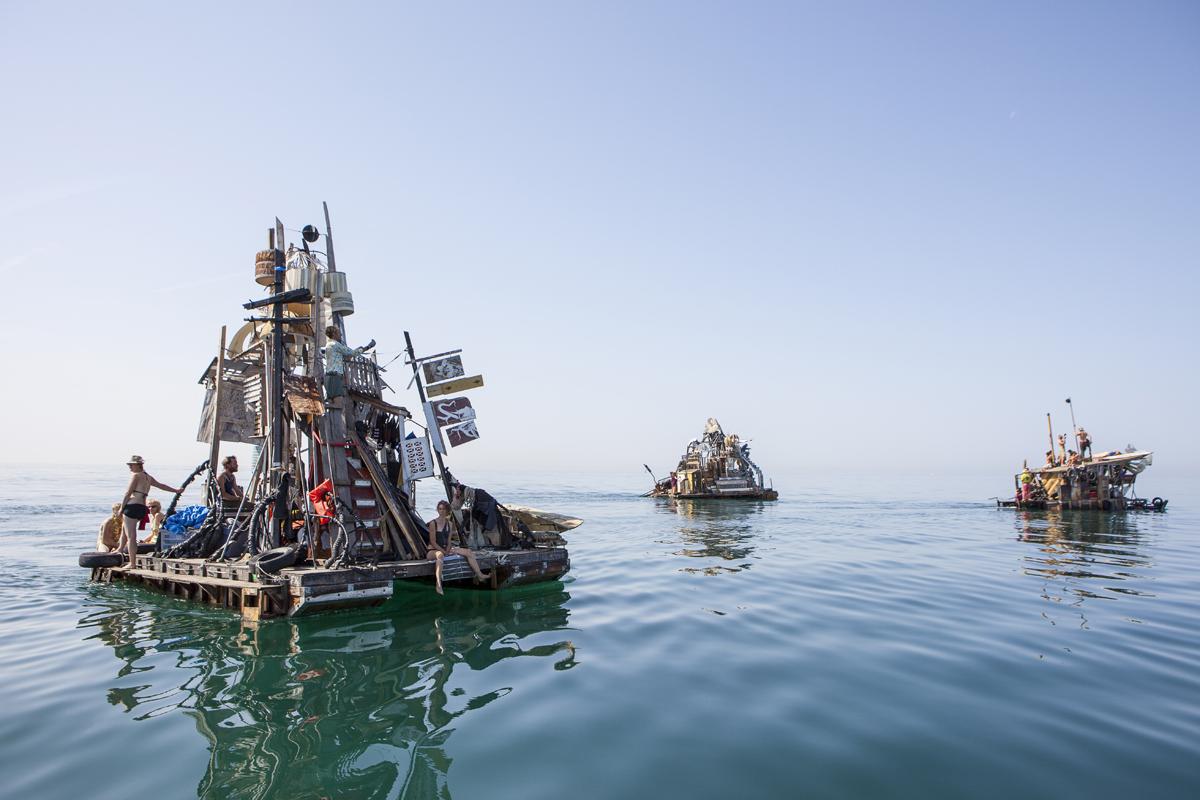 Radical Seafaring at Parrish Art Museum - Musée Magazine