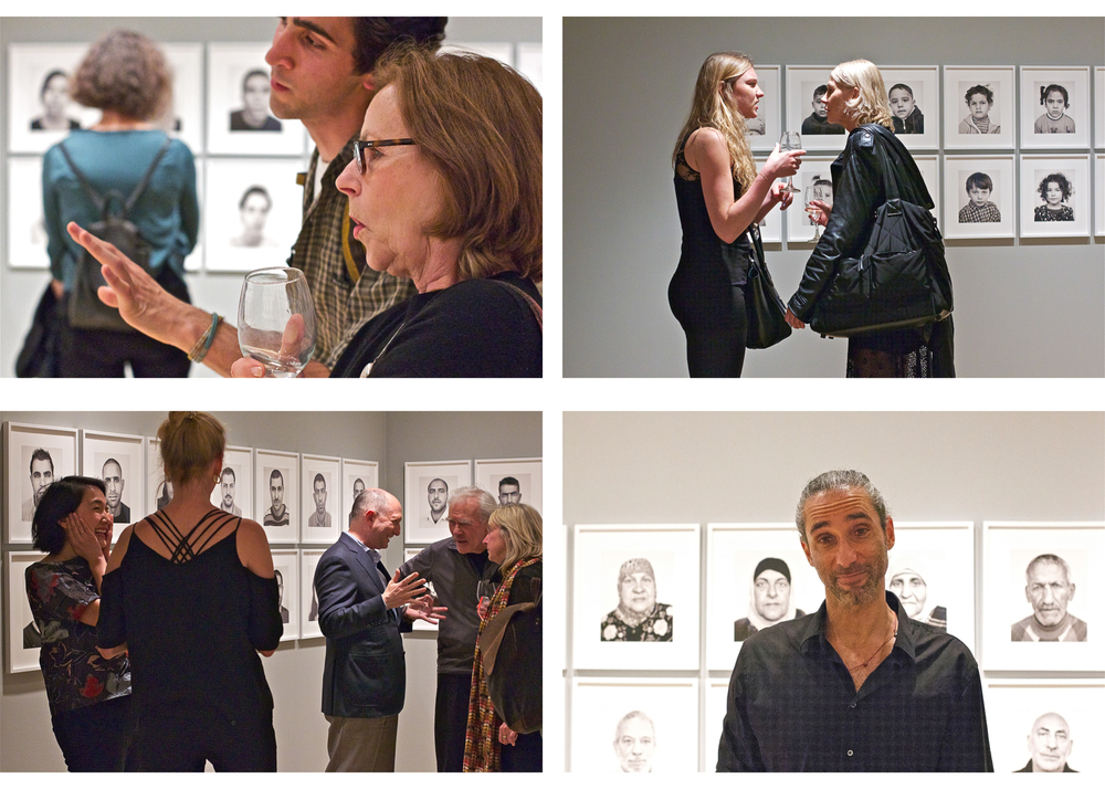 Images above: ©Monika Piatkiewicz, Opening Night, Bottom right: Artist