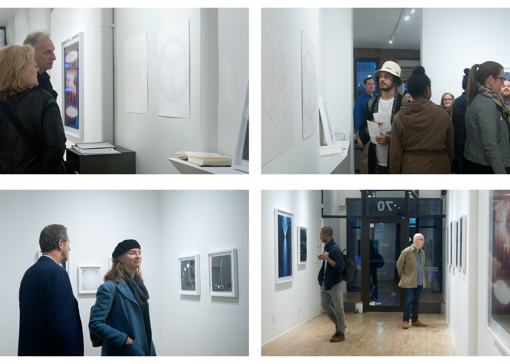 Images above: ©Sang Ha Park, Opening Night