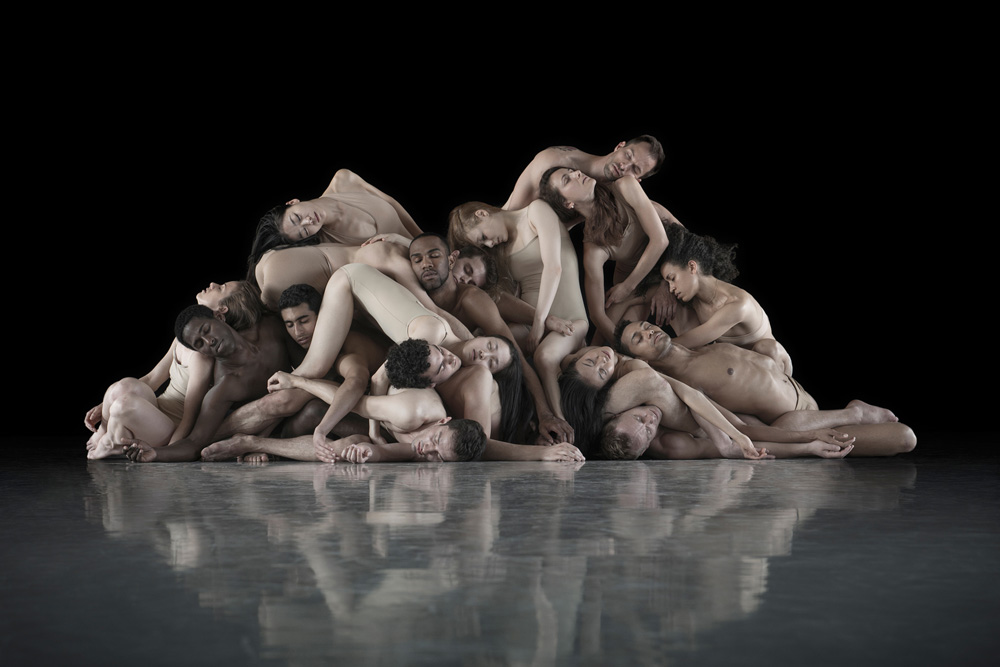 Image above: ©Nir Arieli, The Martha Graham Dance Company, 2014, Archival Pigment Print
