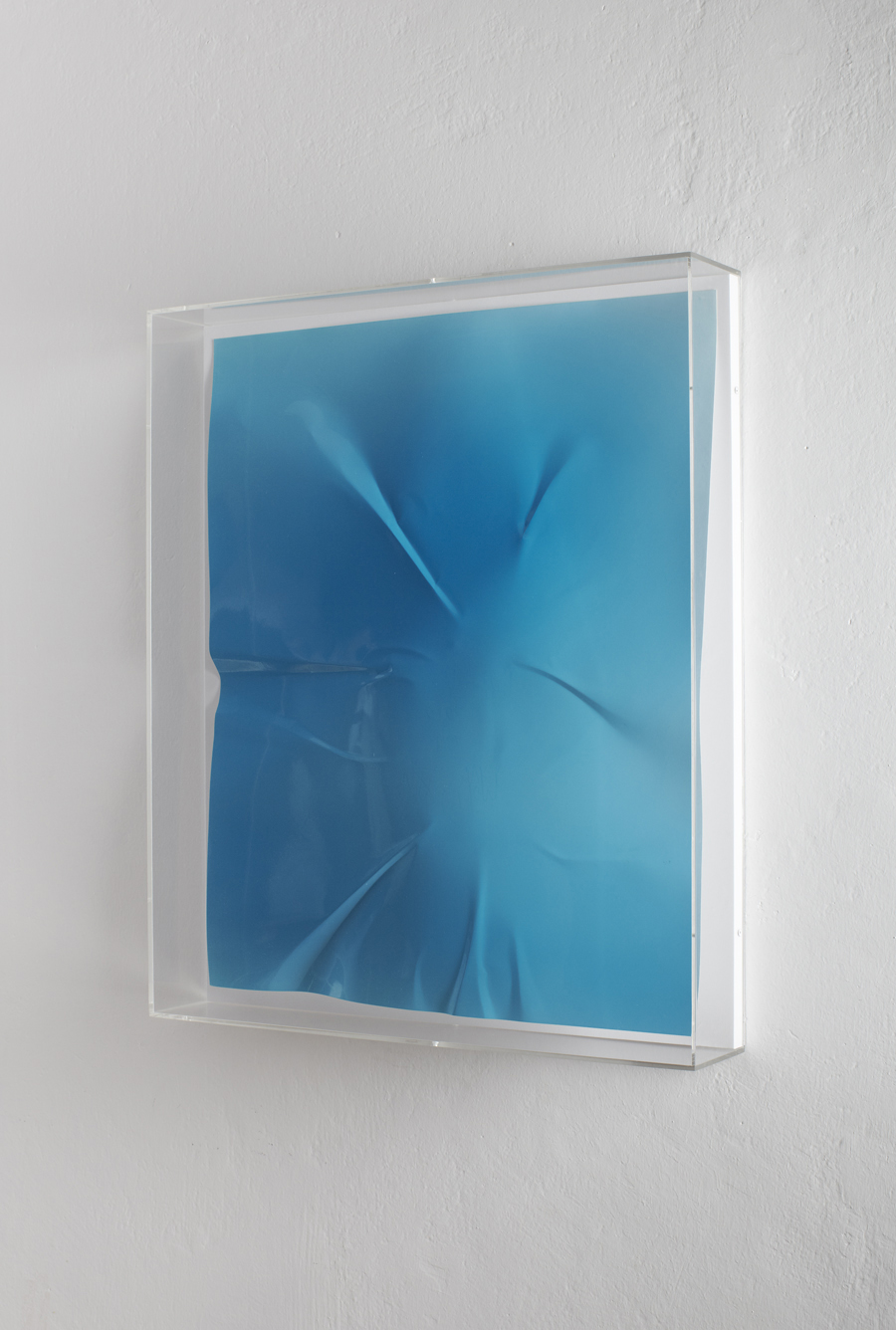 Image Above: ©Wolfgang Tillmans, Lighter, blue convex III, 2010 / Courtesy of Hatje Cantz