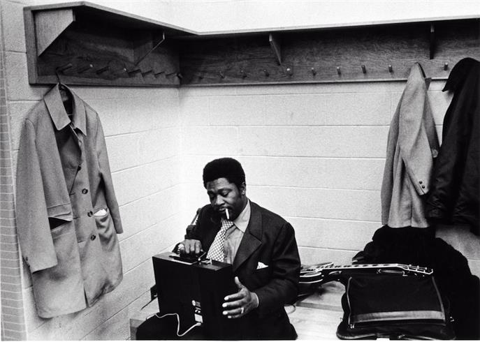 Image above: ©Glen Craig, B.B. King, Madison Square Garden, NYC, 1969 / Courtesy of Morrison Hotel Gallery