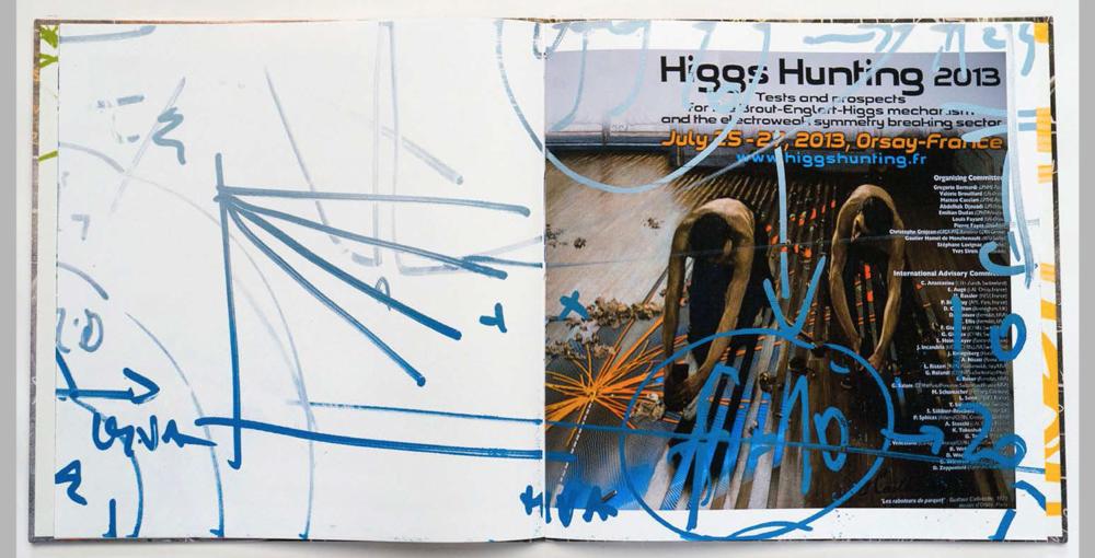 Image Above: ©Steve Miller, Higgs Hunting / Courtesy of the Artist