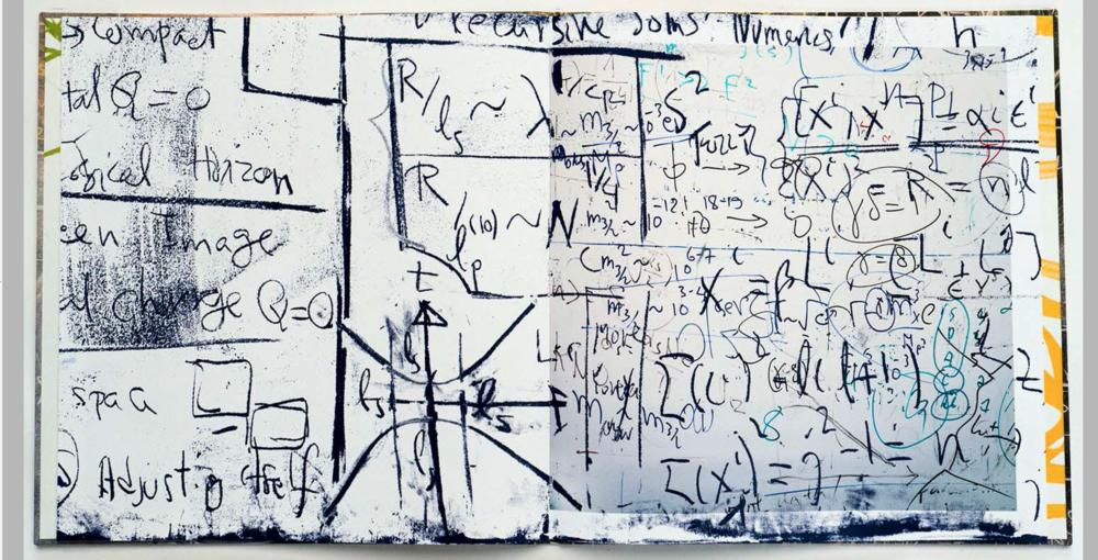 Image Above: ©Steve Miller, Chalkboards / Courtesy of the Artist
