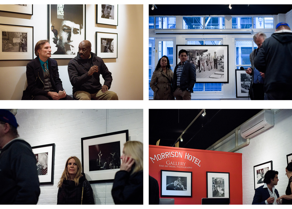 Images above: ©Fernando Sandoval, Opening night
