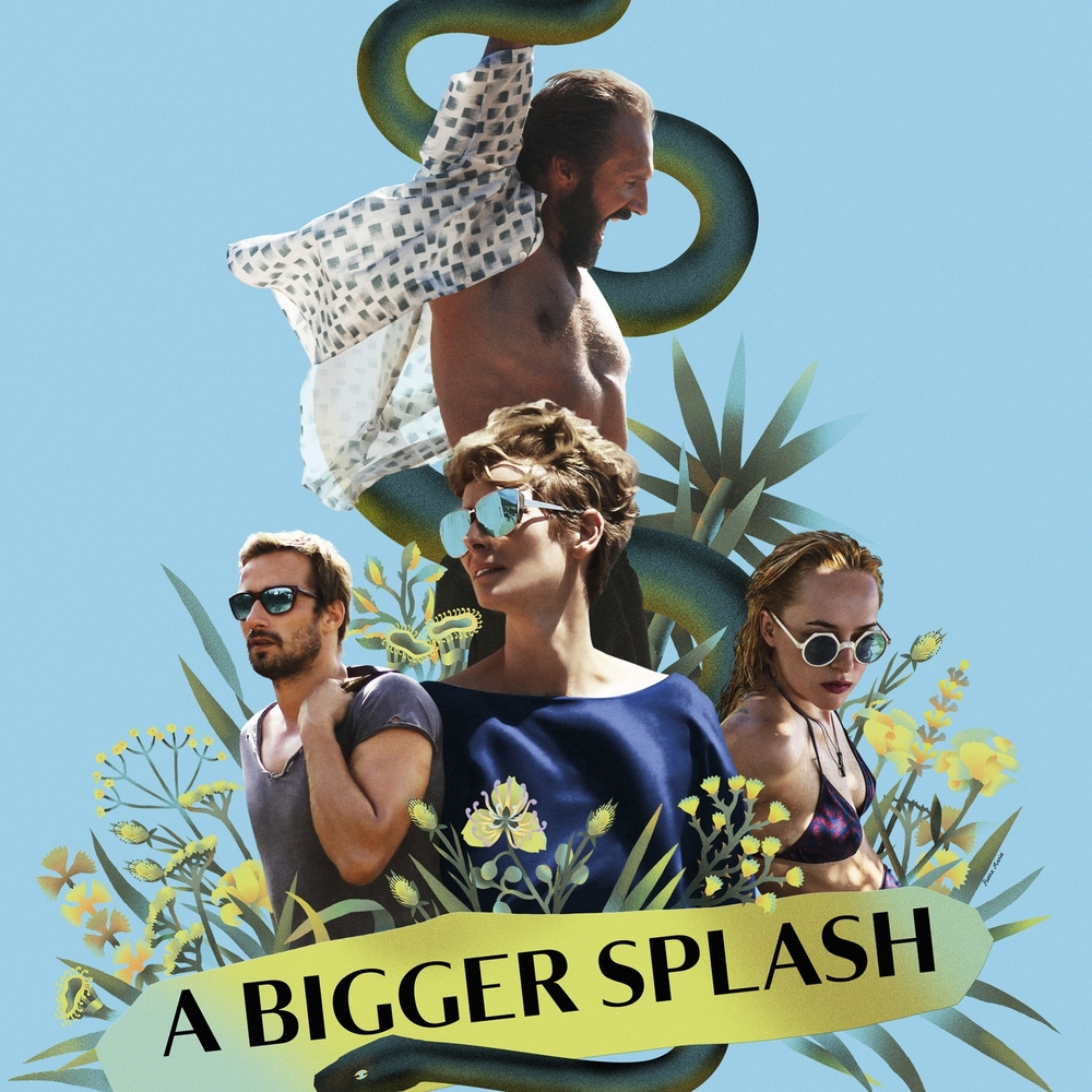Film review a bigger splash 2015 mus e magazine for A bigger splash movie