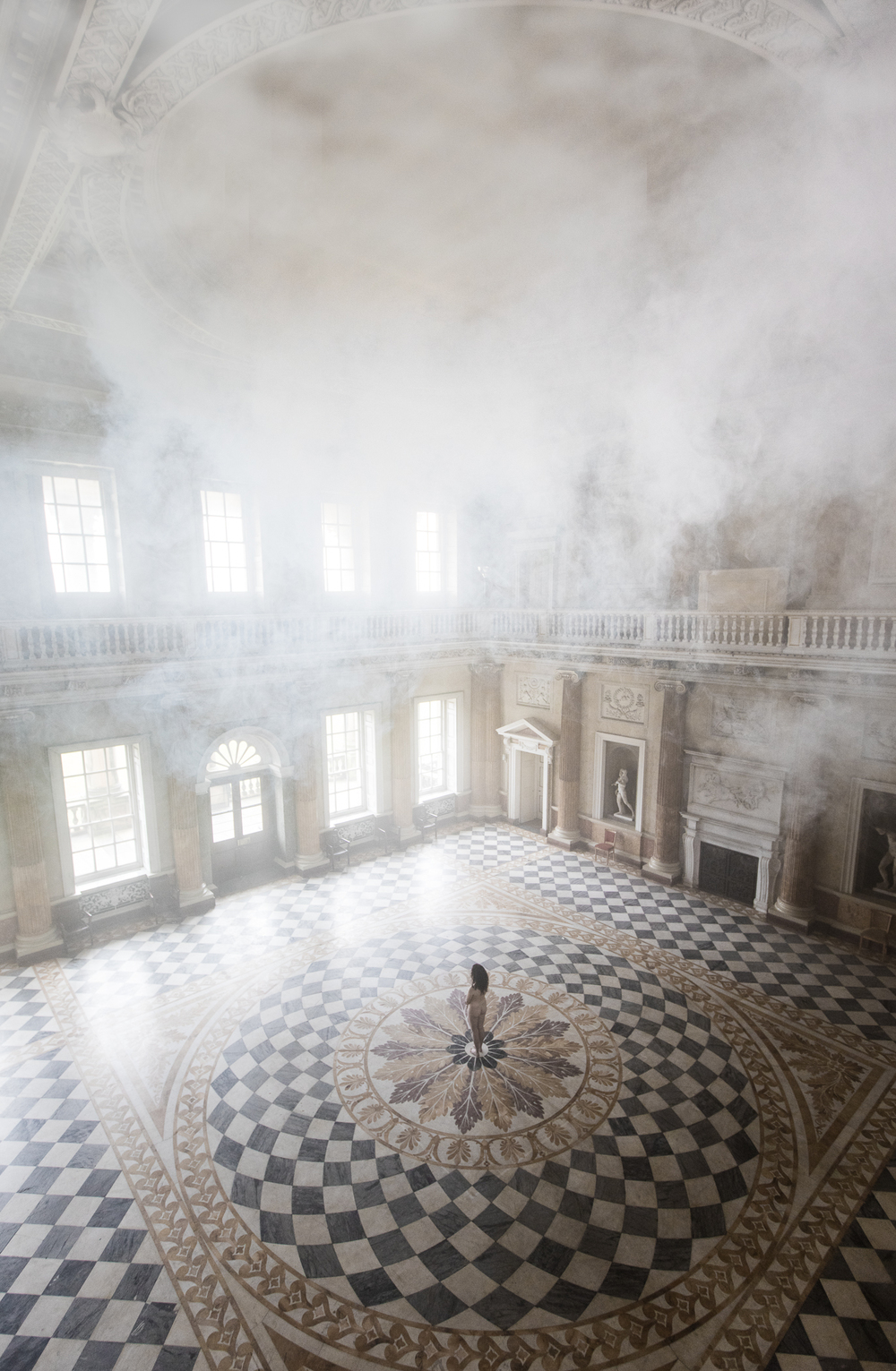 ©  Adrien Broom,  The Marble Hall.