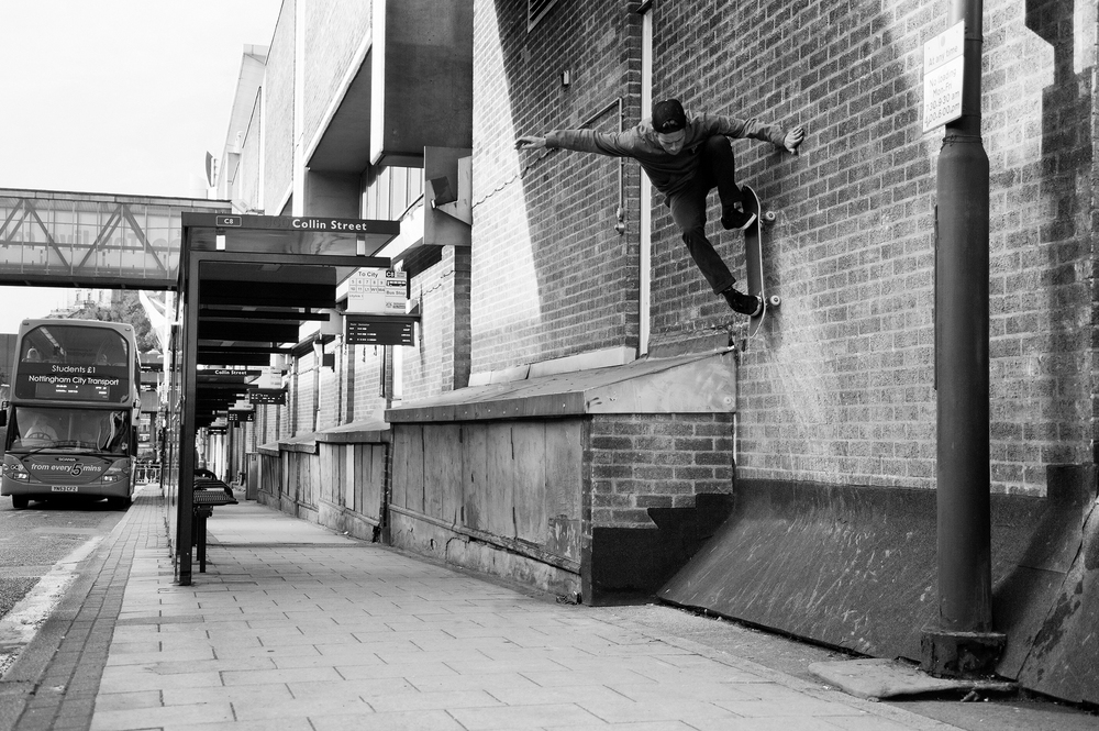 © Andrea DoSouto, Kevin Spanky Long, Kingpin Photo Issue 2014, Nottingham UK
