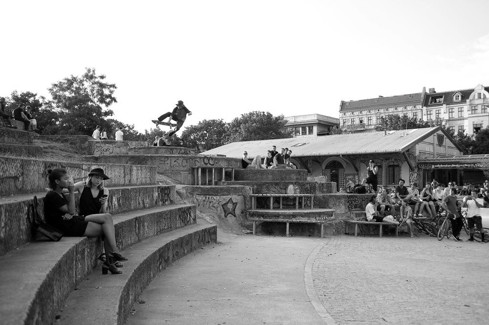 ©Andrea DoSouto, Oscar Candon, Berlin 2014