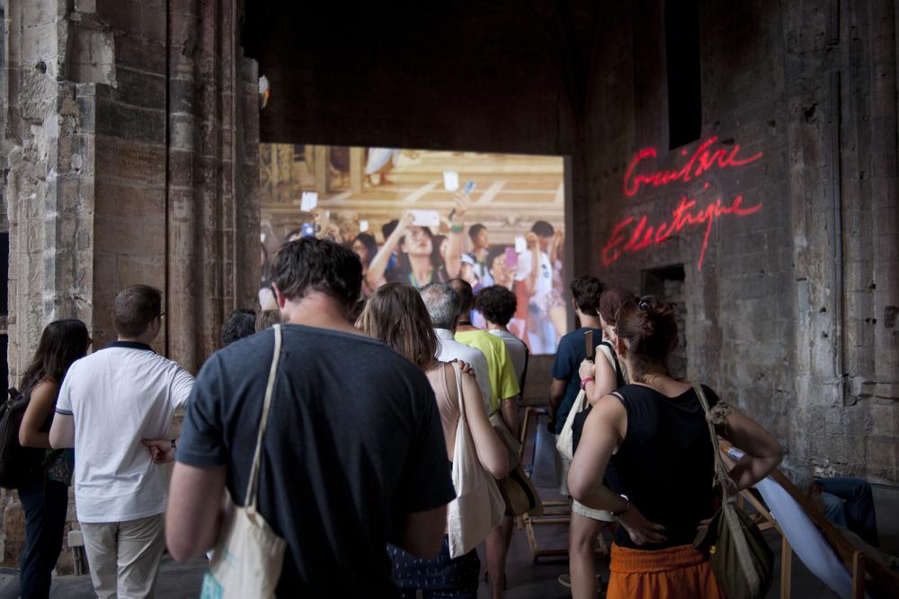 ©Marion Baldi, Le Rencontres de la photographie, Arles