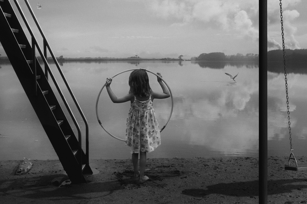 At The Water's Edge  © Deb Young + Francisco Diaz
