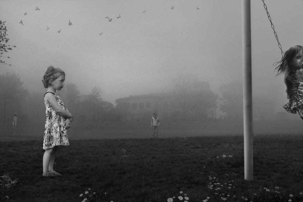 The Wait  © Deb Young + Francisco Diaz