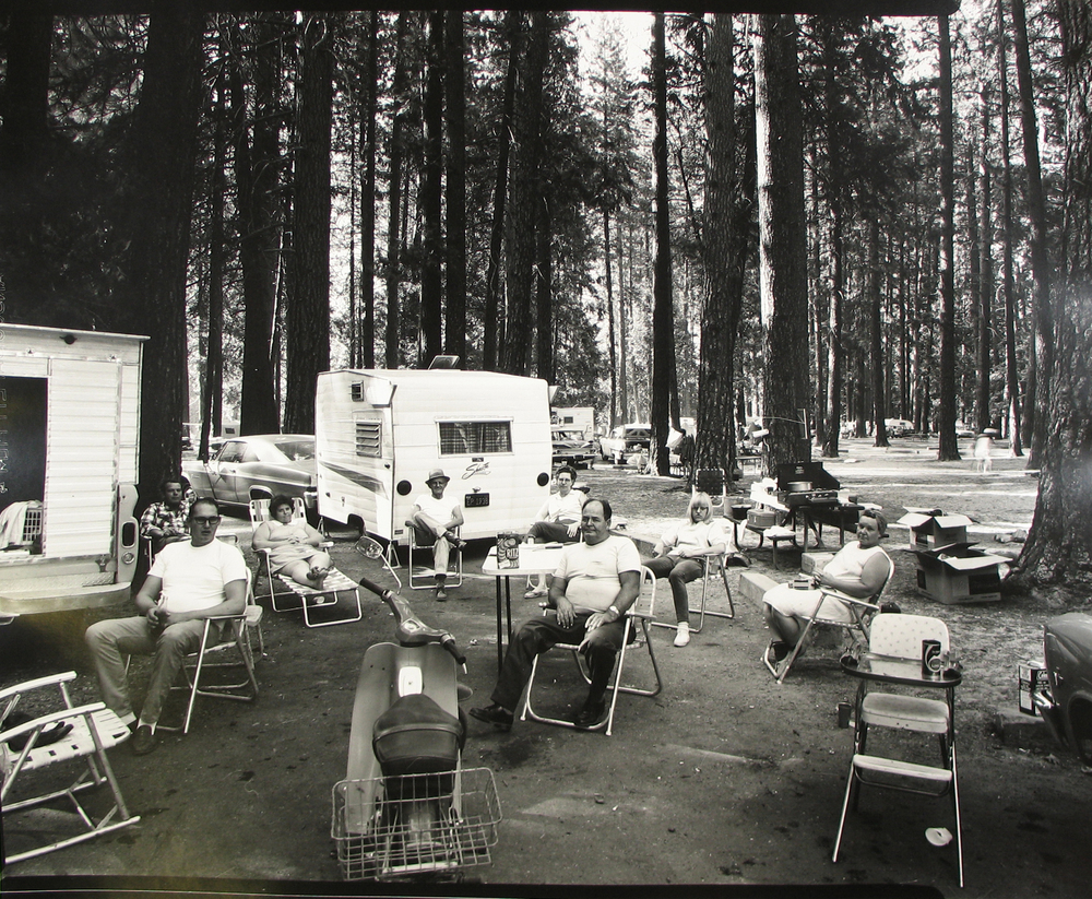 Bruce Davidson, Yosemite National Park, 1966, Courtesy of Magnum Photos and Howard Greenberg Gallery