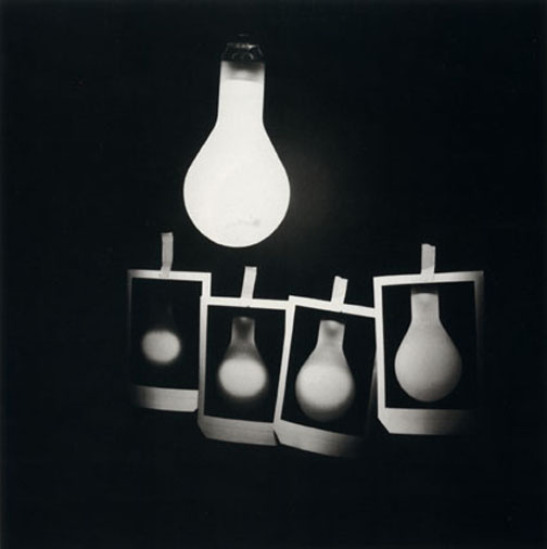 Kenneth Josephson, Polapans (2-10-4), 1973/2014, Gelatin silver print, courtesy of Yancey Richardson Gallery