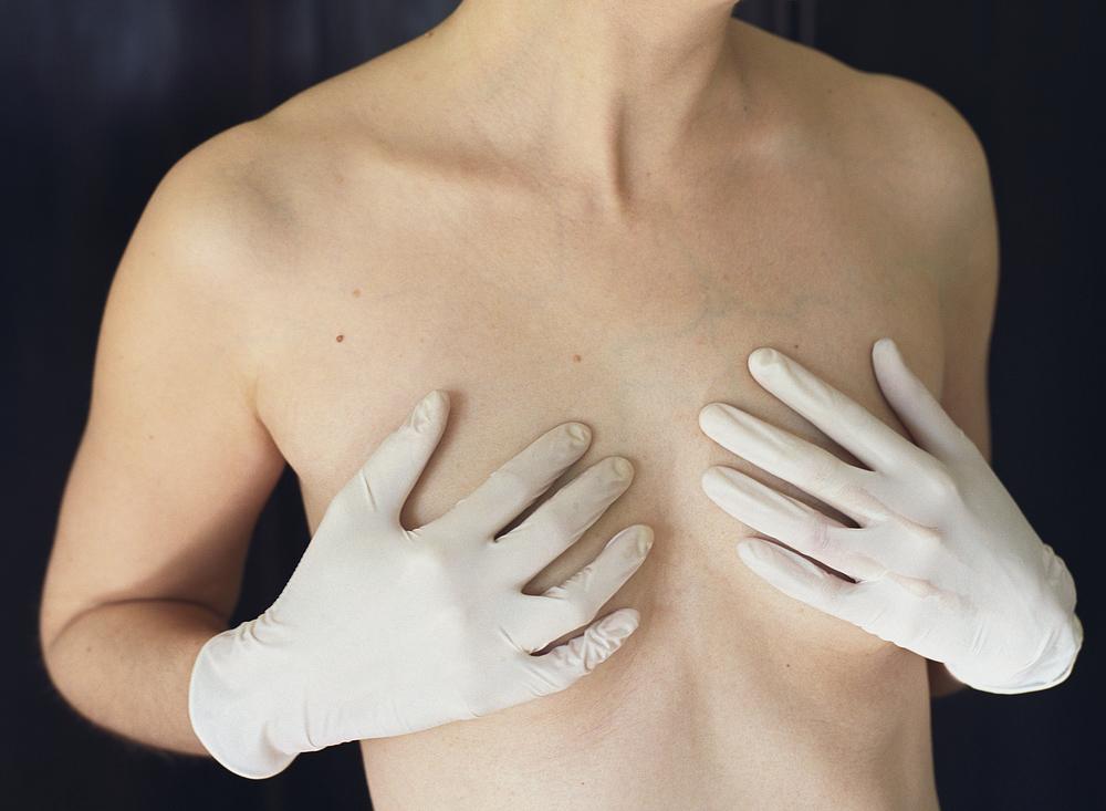 "Birthe Piontek,Gloves, from the Series ""Lying Still,""2010-2015"