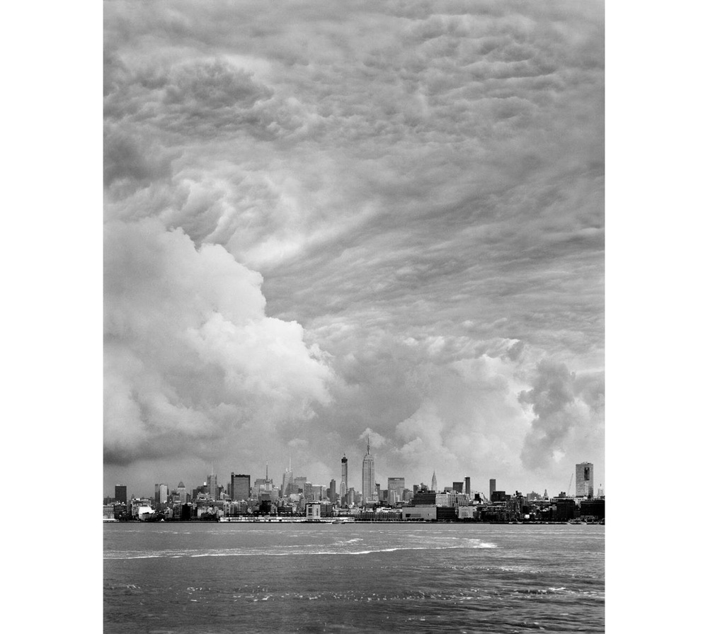 Clouds #33, New York City  , 2014