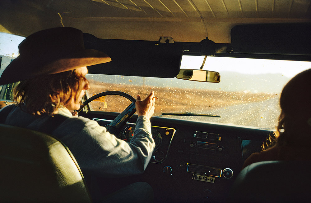 ©William Eggleston, : dENNIS hopper, 1970-74