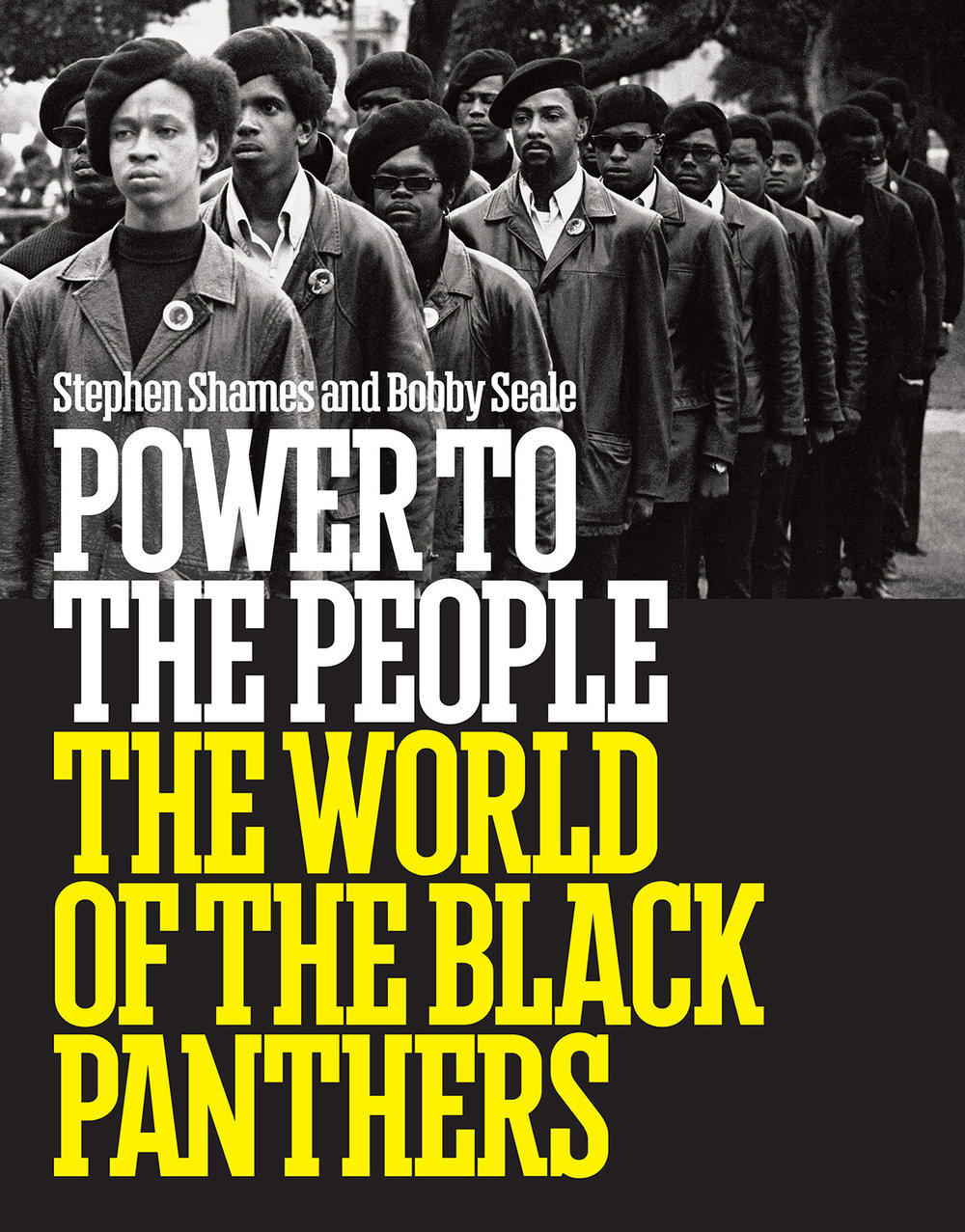 © POWER TO THE PEOPLE: THE WORLD OF THE BLACK PANTHERS photographs by Stephen Shames; Text by Bobby Seale published by Abrams www.abramsbooks.com
