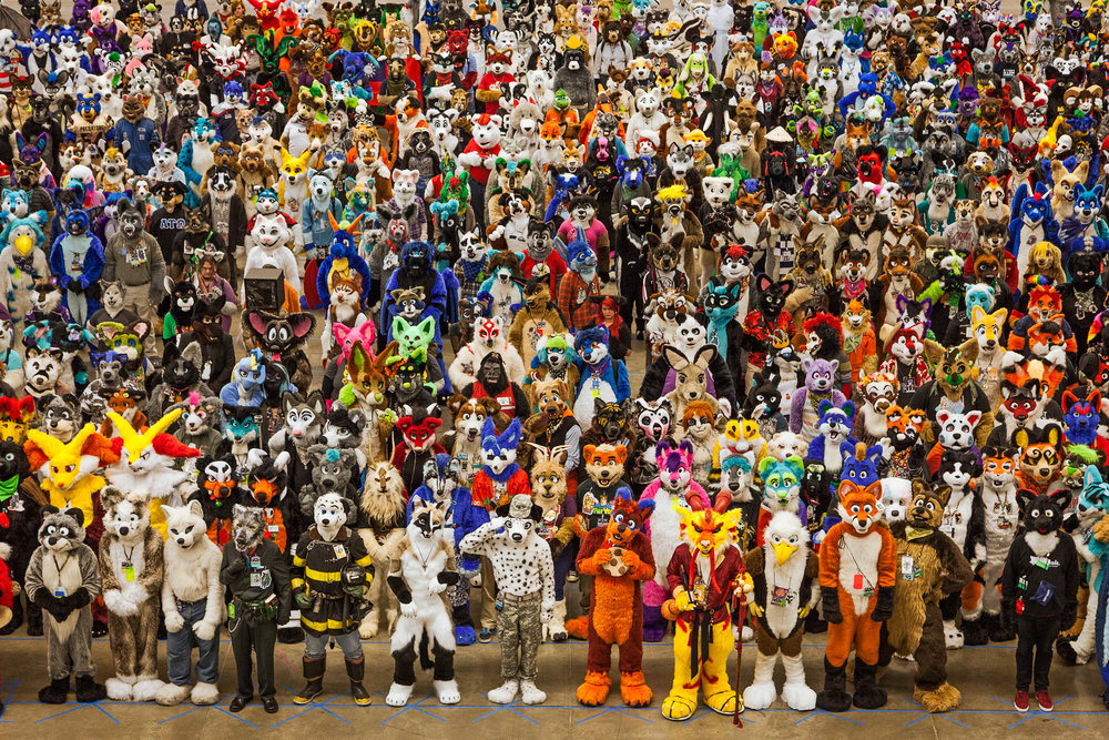 ©Arthur Drooker   Zoo, Anthrocon, Pittsburgh, Pennsylvania 2014