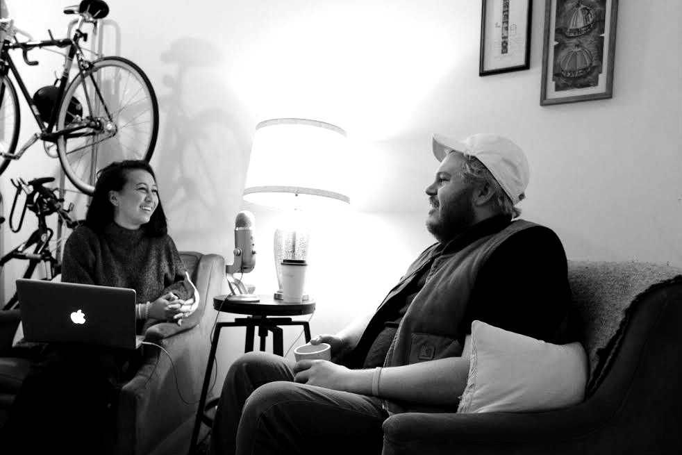 Tristynn Mercedes + Julian Master, Photograph © Mamie Heldman