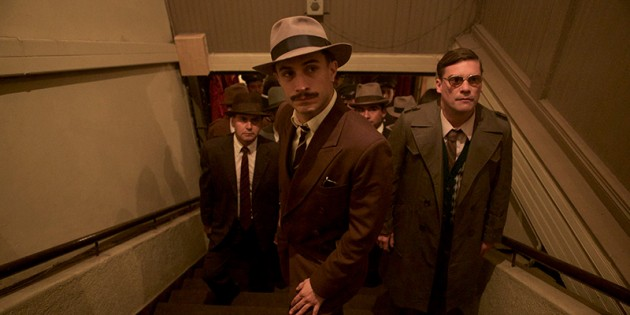©Film Still from Neruda, 2016, courtesy of Google.