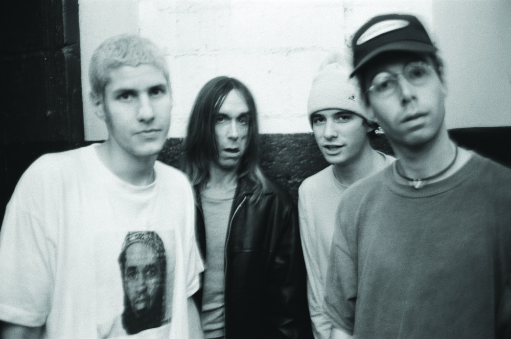 © Not Yet  by Ari Macropoulos, Iggy Pop & Beastie Boys early 1990s