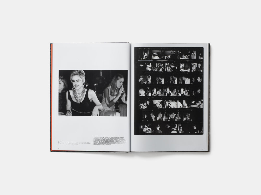 © Factory Andy Warhol  by Stephen Shore, Courtesy of Phaidon Press Inc.