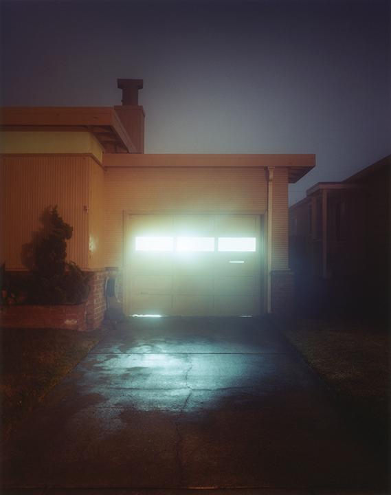 Todd Hido, #7851   © Todd Hido, Courtesy the artist and Rose Gallery,  Santa Monica, California