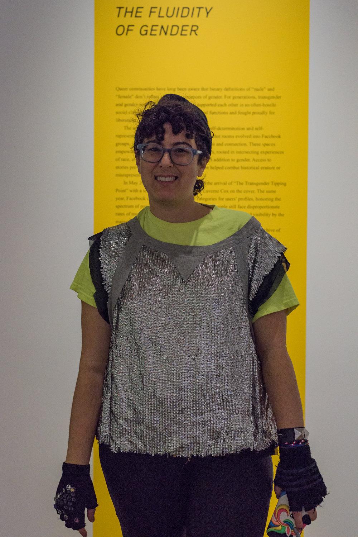 Curator Quito Ziegler