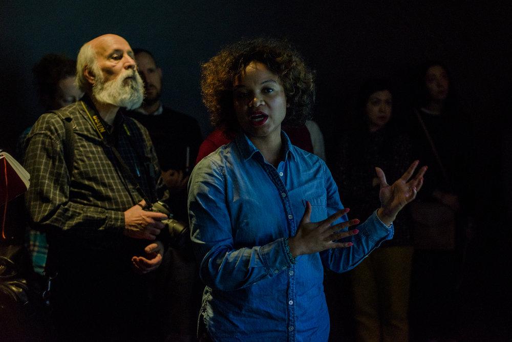 Curator Kalia Brooks