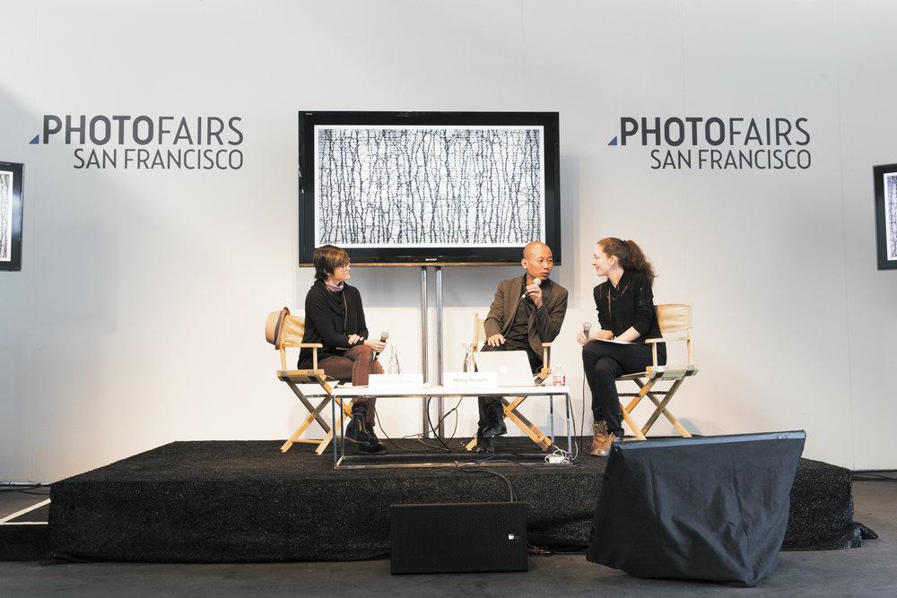 © Heather Snider and Wang Ningde, Conversations - PHOTOFAIRS |San Francisco