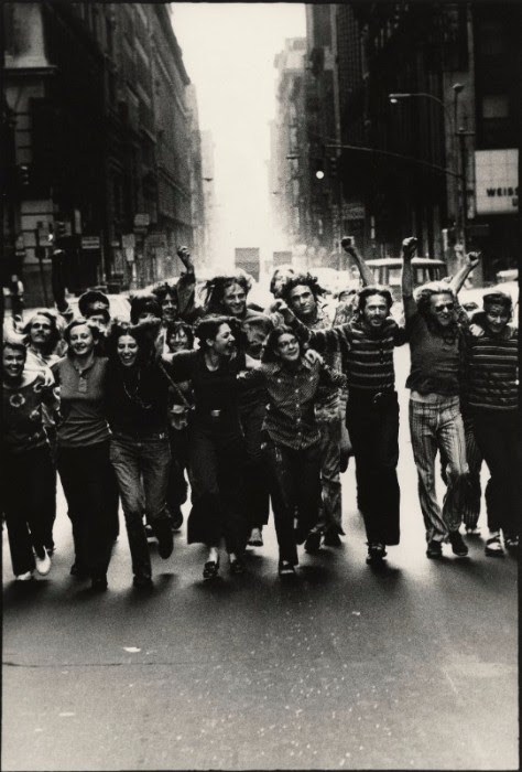 Peter Hujar, Gay Liberation Front Poster Image, 1970 © The Peter Hujar Archive