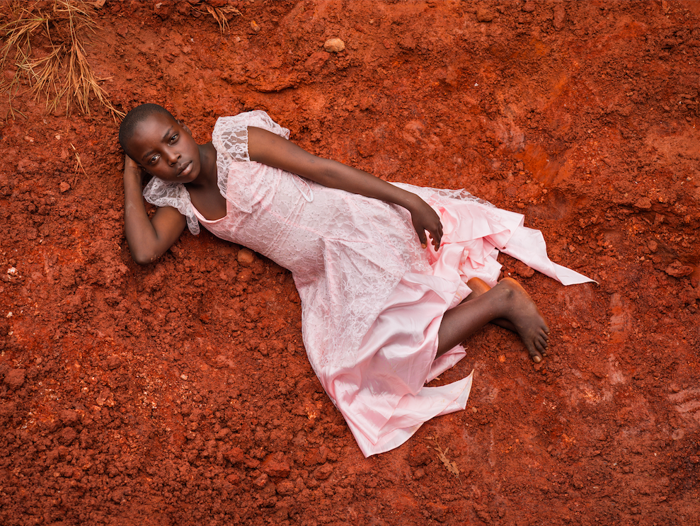 Pieter Hugo From the series 1994 Portrait #12, Rwanda, 2015 Digital C-Print © Pieter Hugo, Courtesy Yossi Milo Gallery, New York