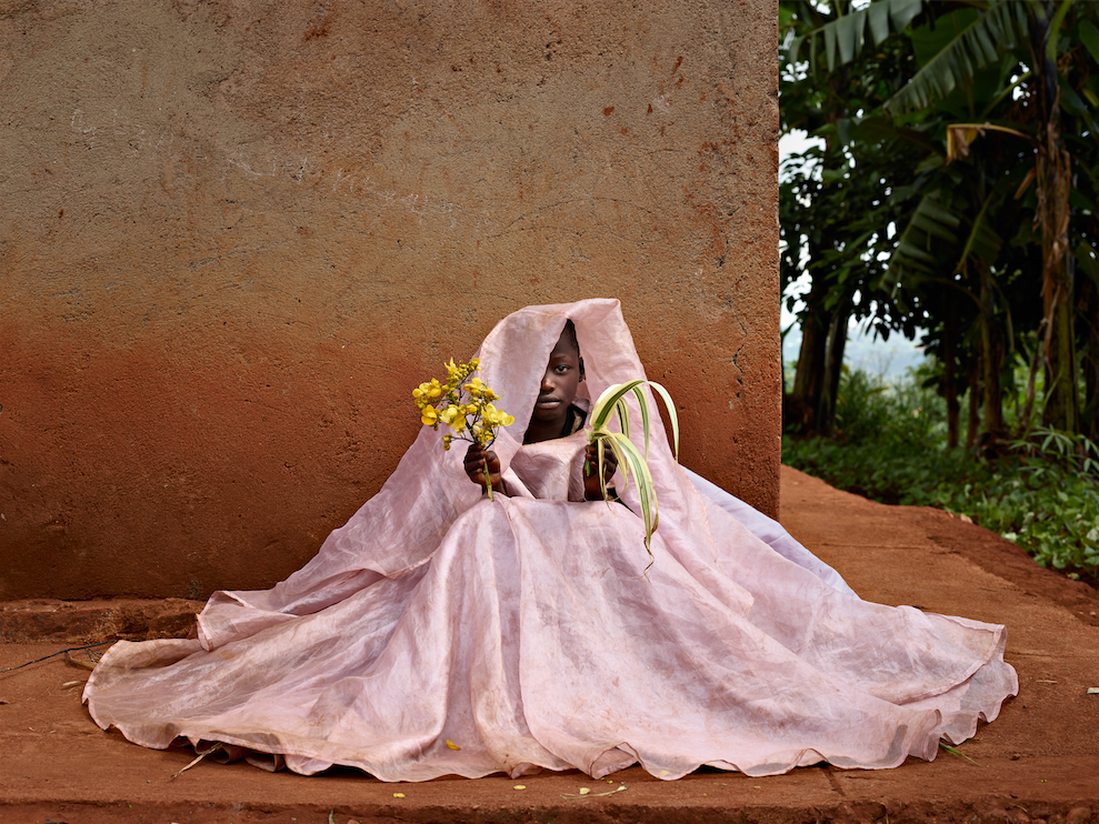 Pieter Hugo From the series 1994 Portrait #3, Rwanda, 2014 Digital C-Print © Pieter Hugo, Courtesy Yossi Milo Gallery, New York