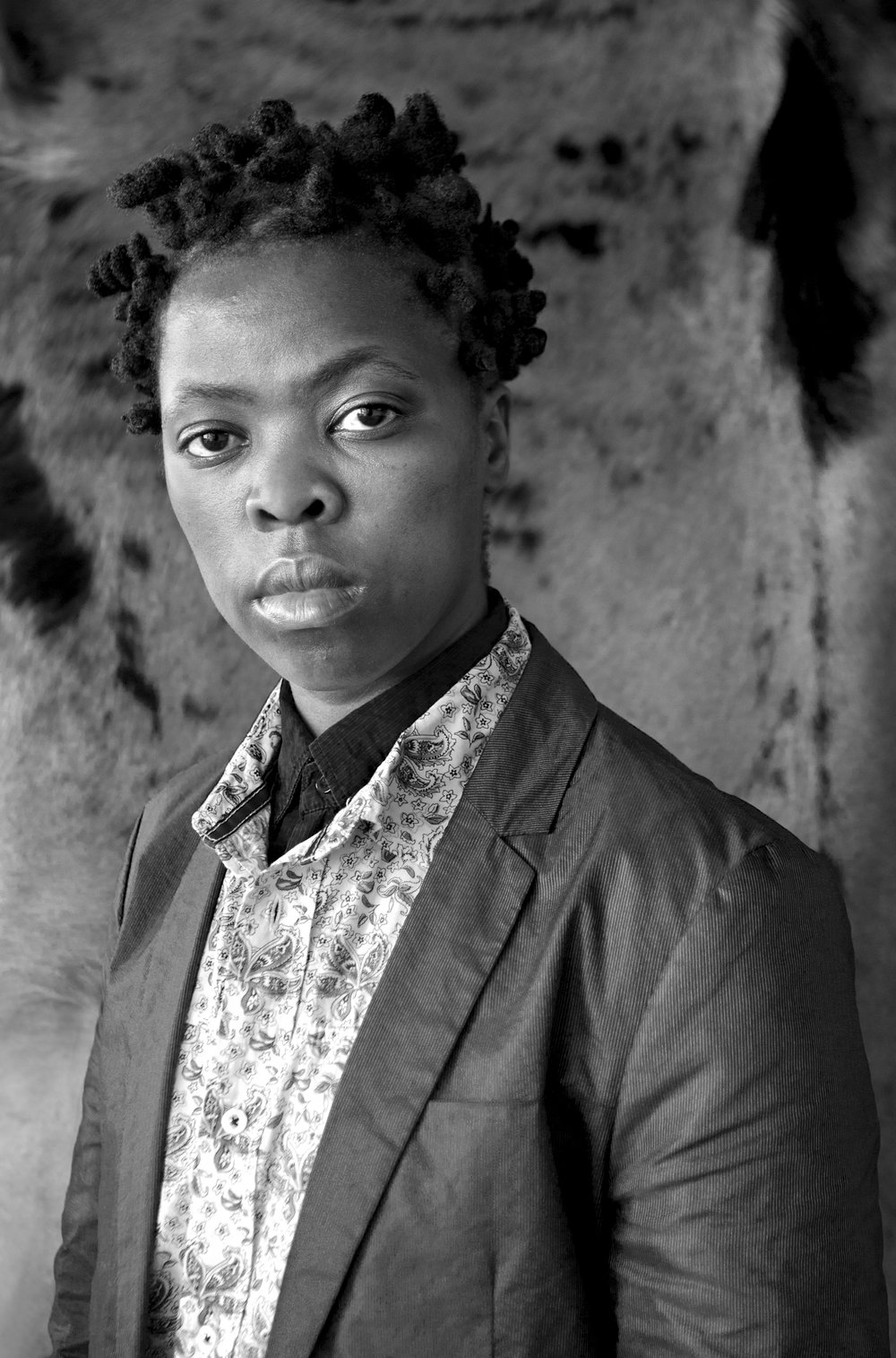 Portrait by Zanele Muholi. All images courtesy of the artist
