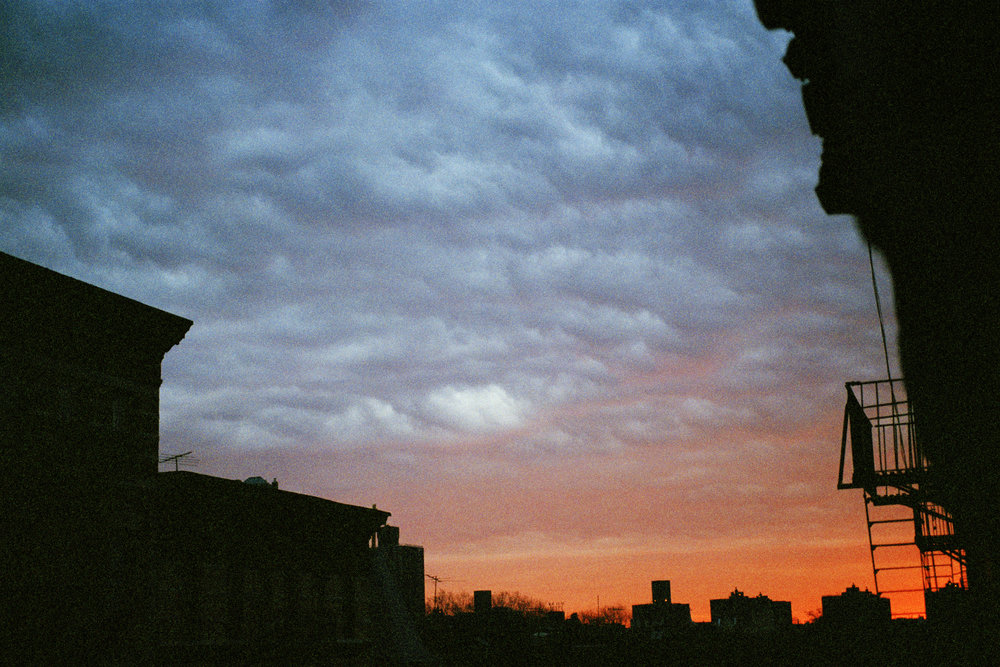 ©  East Village Sunrise,  Courtesy of the Artist and Team (Gallery, inc.)