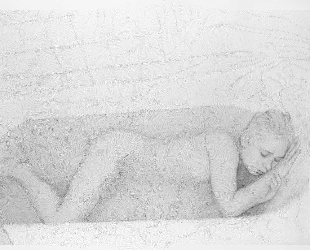 Image courtesy of  Edwynn Houk Gallery .  Sebastiaan Bremer , Ave Maria 1 , 2016